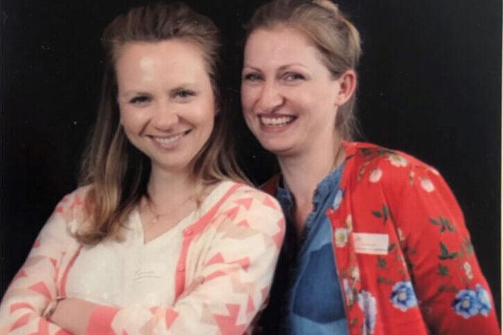 Portrait Elke Neumann & Sarah-Marie Schüßler