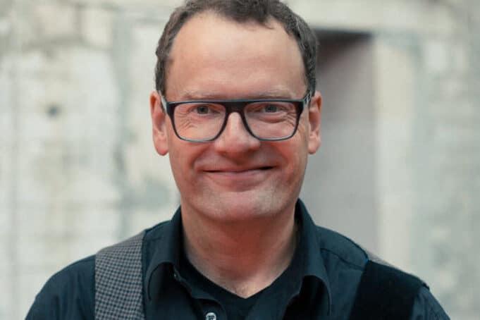 Portrait Martin Ciesielski