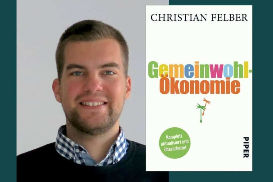 Neno liest Christian Felber