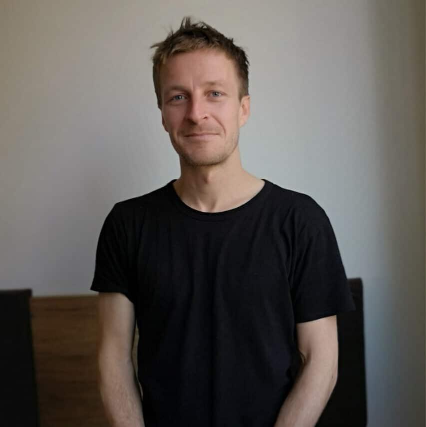 Protrait Sebastian Hemme