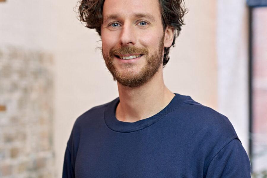 Portrait Markus Streichardt