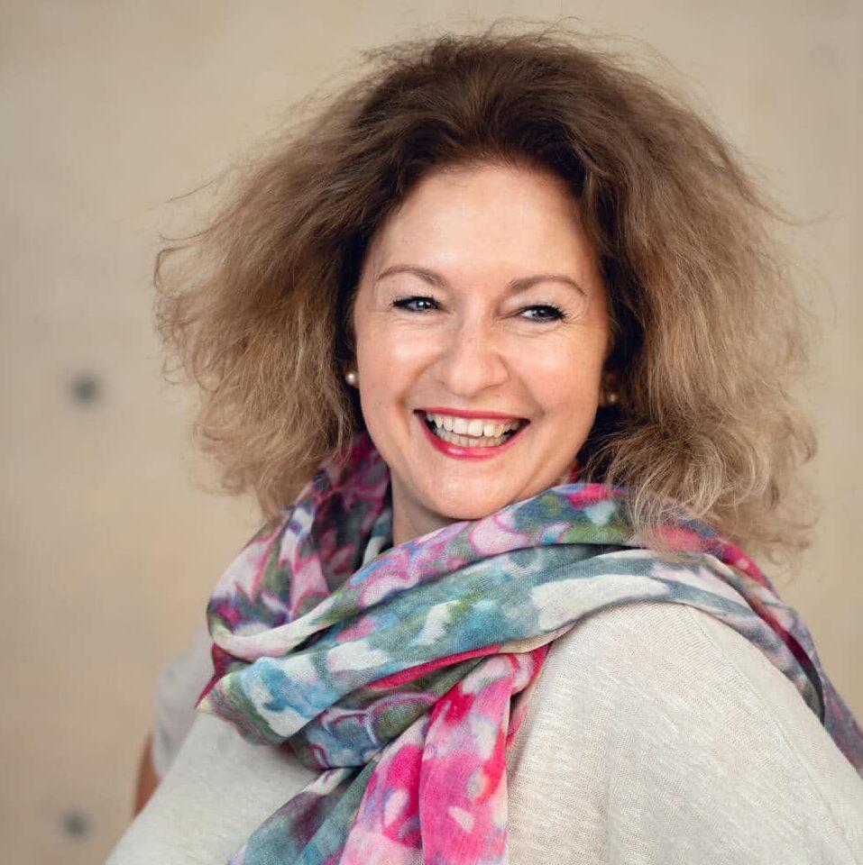 Portrait Cathrin Muehlbauer