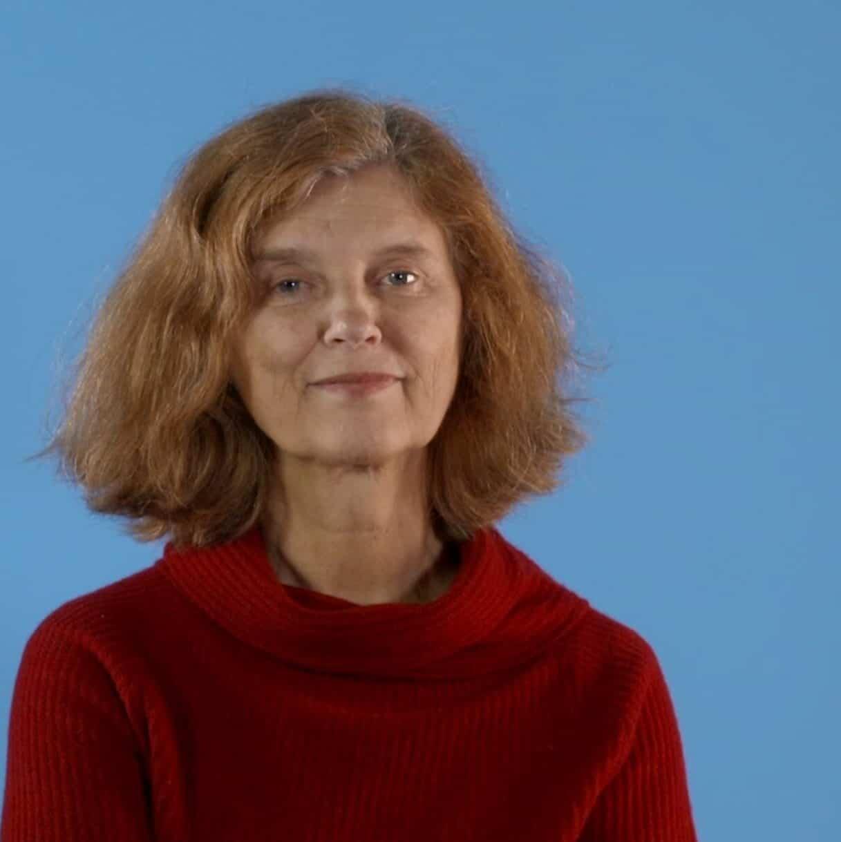 Portrait Gitta Walchner