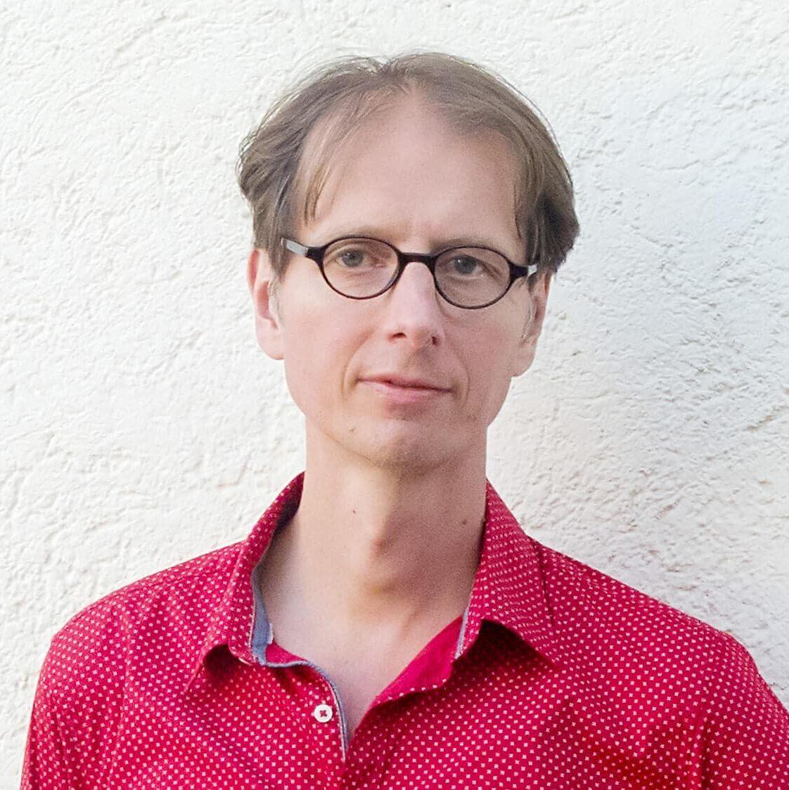Portrait Fabian Scheidler